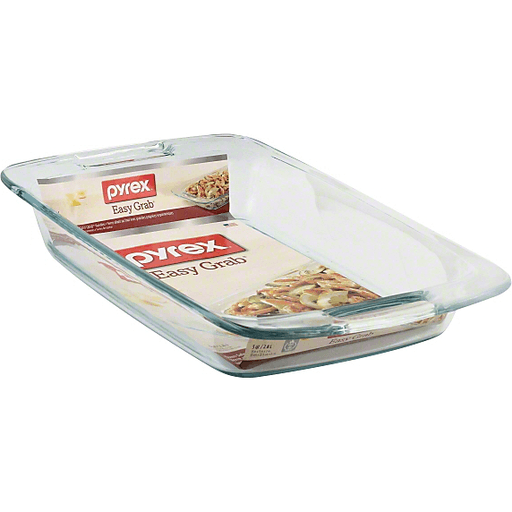 Bakeware (Pyrex Easy Grab)