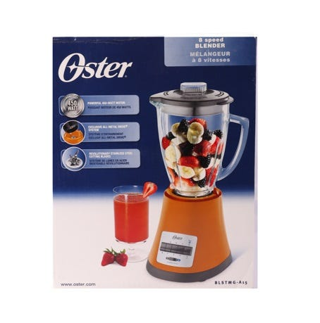 Blender (Oster, 450W, 8 speed)