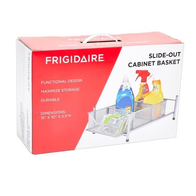 Slide Out Cabinet Basket (Frigidaire)