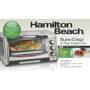 Air Fryer Toaster Oven (Hamilton Beach)